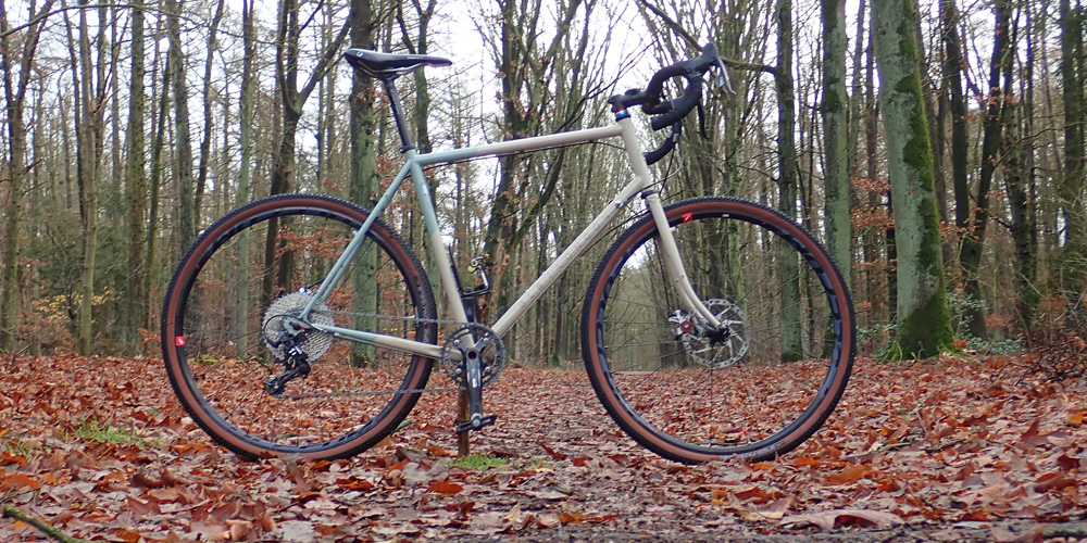 Gravelbike of mountainbike
